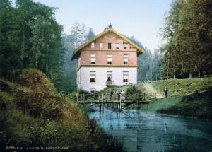 Hotel Beekhuizen 1900