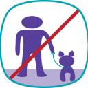 Huisdieren verboden